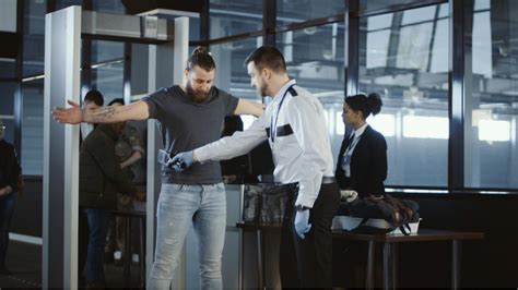 Can an Airport Scanner Detect a Medical Issue? | The