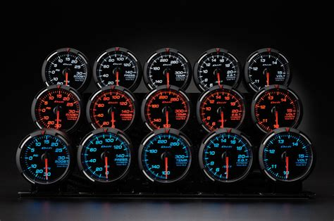 Racer Gauge Summary | Defi - Exciting products by NS Japan