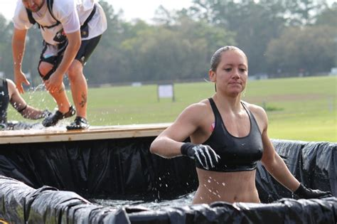 Fit Chicks Who Aren't Afraid To Get Down And Dirty