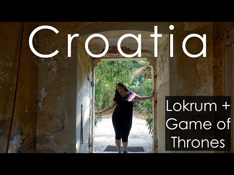 Video: check out Dubrovnik's closest island Lokrum
